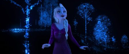Elsa into the Unknown
